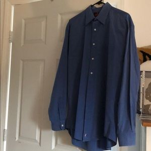 Nordstrom relaxed classic blue button up